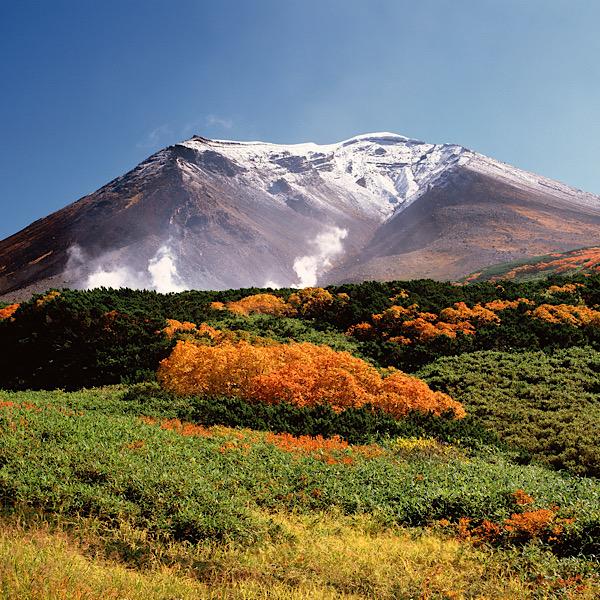 Ashidake in Hokkaido